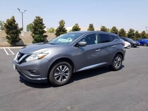 2015 Nissan Murano for sale at Auto Facil Club in Orange CA