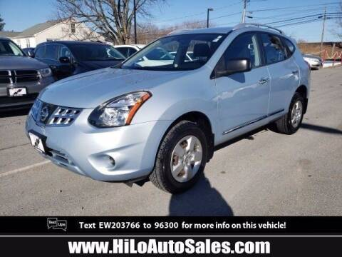 2014 Nissan Rogue Select for sale at Hi-Lo Auto Sales in Frederick MD