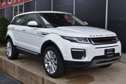 2016 Land Rover Range Rover Evoque for sale at Alfa Romeo & Fiat of Strongsville in Strongsville OH