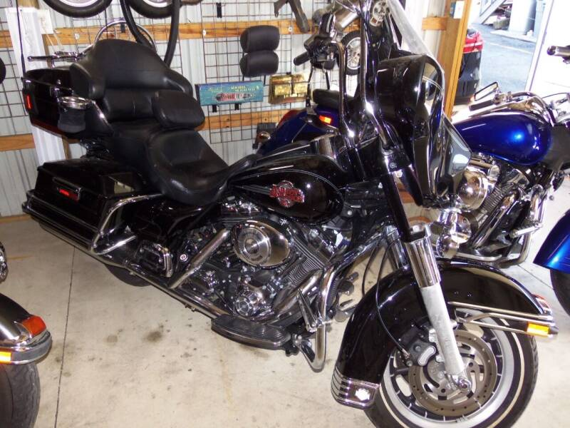 2004 Harley-Davidson FLHTCUI ULTRA CLASSIC ELECTRA  for sale at Fulmer Auto Cycle Sales - Fulmer Auto Sales in Easton PA