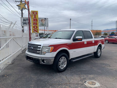 2014 Ford F-150 for sale at Robert B Gibson Auto Sales INC in Albuquerque NM