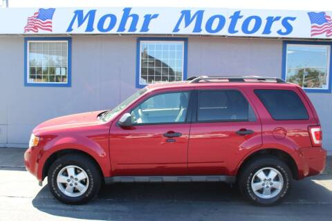 2009 Ford Escape for sale at Mohr Motors in Salem OR