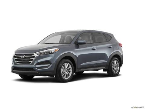 2018 Hyundai Tucson for sale at SULLIVAN MOTOR COMPANY INC. in Mesa AZ
