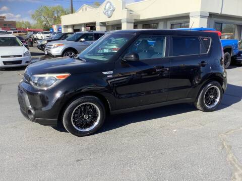2015 Kia Soul for sale at Beutler Auto Sales in Clearfield UT