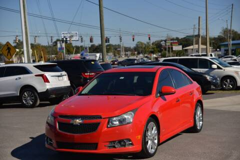 2014 Chevrolet Cruze for sale at Motor Car Concepts II - Kirkman Location in Orlando FL