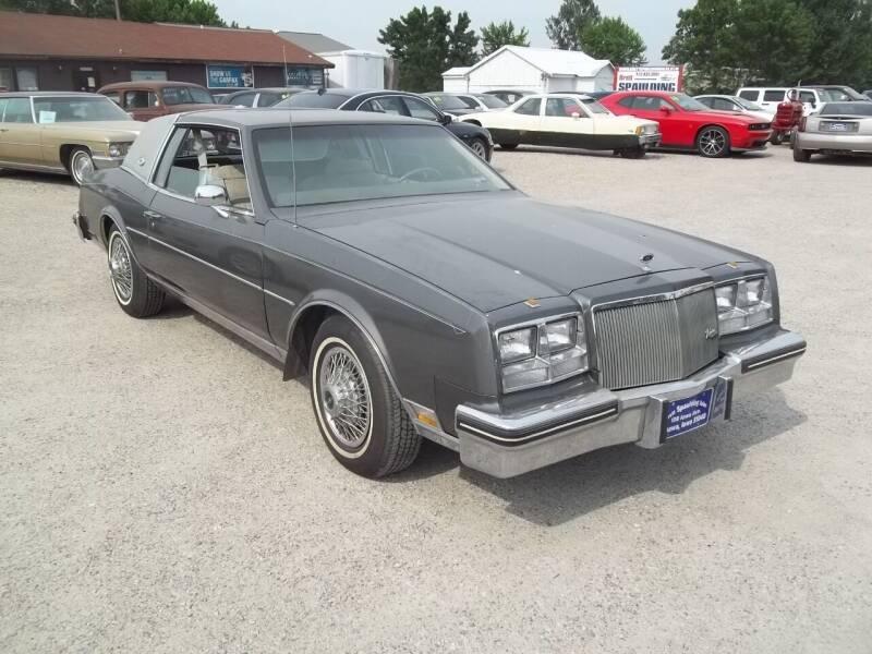 1979 Buick Riviera for sale at BRETT SPAULDING SALES in Onawa IA