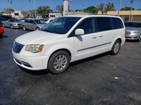 2014 Chrysler Town and Country for sale at KK Car Co Inc in Lake Worth FL