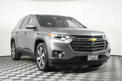2020 Chevrolet Traverse for sale at Washington Auto Credit in Puyallup WA