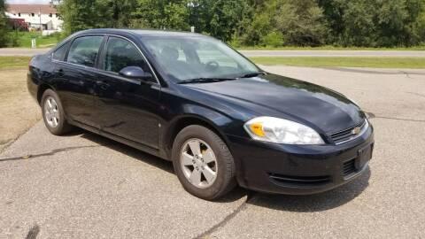 2007 Chevrolet Impala for sale at Five Star Sales in Mondovi WI