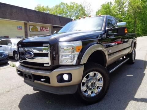 2013 Ford F-350 Super Duty for sale at Skyline Motors in Ringwood NJ