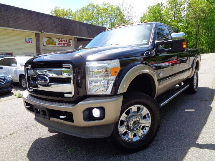 2013 Ford F-350 Super Duty for sale at Skyline Motors in Ringwood NJ