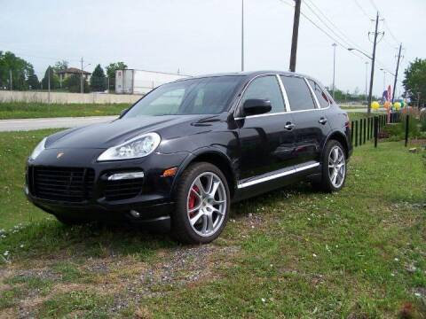2008 Porsche Cayenne for sale at Peninsula Motor Vehicle Group in Oakville Ontario NY