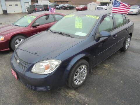 2009 Chevrolet Cobalt for sale at Century Auto Sales LLC in Appleton WI