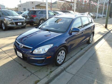 2011 Hyundai Elantra Touring for sale at CAR CENTER INC in Chicago IL