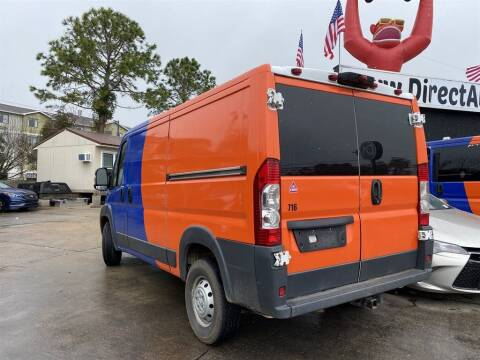 2018 RAM ProMaster Cargo for sale at Direct Auto in D'Iberville MS