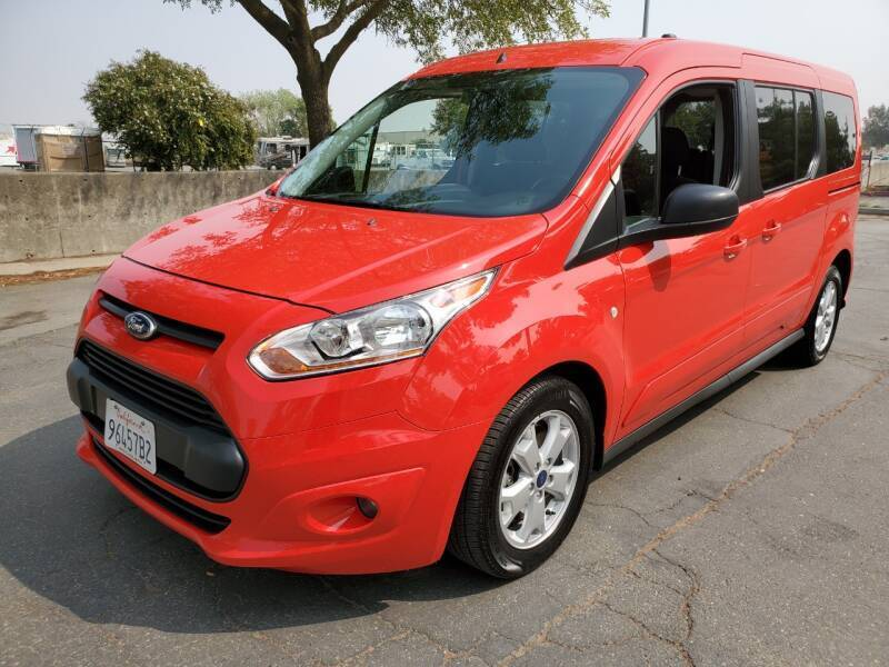 2016 Ford Transit Connect Wagon for sale at Matador Motors in Sacramento CA