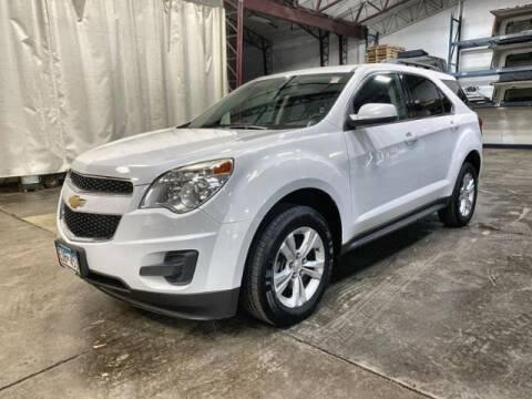 2011 Chevrolet Equinox for sale at Victoria Auto Sales in Victoria MN