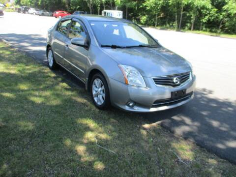2012 Nissan Sentra for sale at Route 16 Auto Brokers in Woburn MA