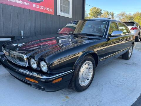 2000 Jaguar XJ-Series for sale at Euro Auto in Overland Park KS