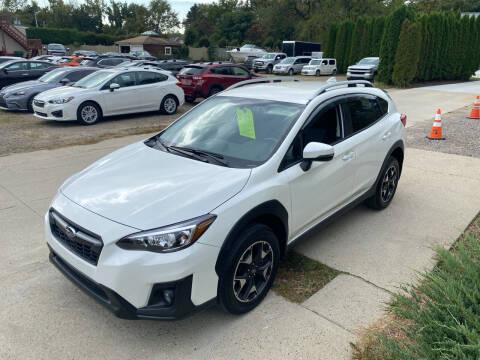 2019 Subaru Crosstrek for sale at VITALIYS AUTO SALES in Chicopee MA