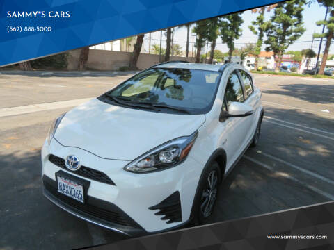 """2018 Toyota Prius c for sale at SAMMY""""S CARS in Bellflower CA"""