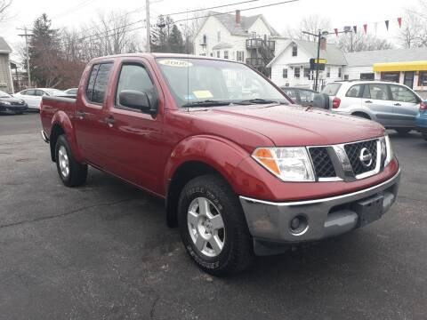 2006 Nissan Frontier for sale at Automazed in Attleboro MA