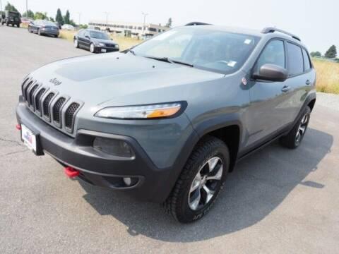 2014 Jeep Cherokee for sale at Karmart in Burlington WA