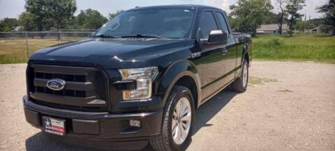 2016 Ford F-150 for sale at LA PULGA DE AUTOS in Dallas TX