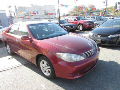 2005 Toyota Camry for sale at K & S Motors Corp in Linden NJ