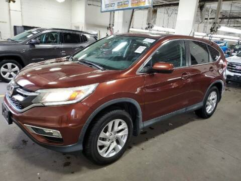 2015 Honda CR-V for sale at Adams Auto Group Inc. in Charlotte NC