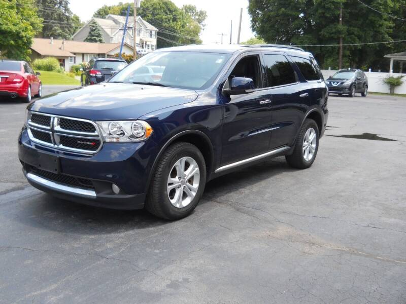2013 Dodge Durango for sale at Petillo Motors in Old Forge PA