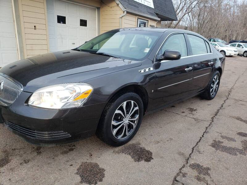 2007 Buick Lucerne for sale at Gordon Auto Sales LLC in Sioux City IA