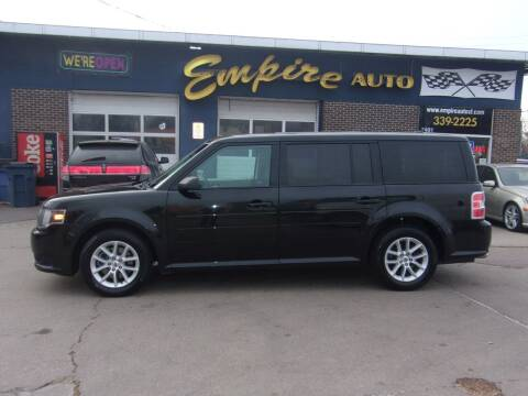2014 Ford Flex for sale at Empire Auto Sales in Sioux Falls SD