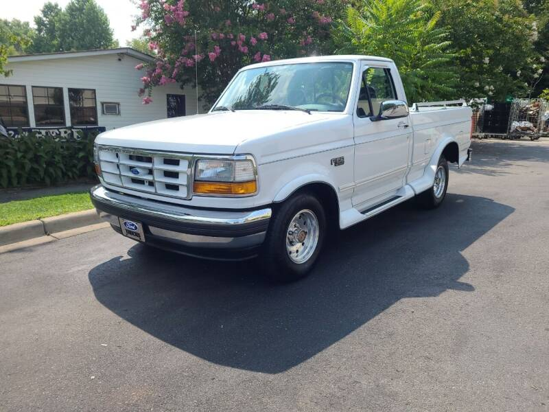 1994 Ford F-150 for sale at TR MOTORS in Gastonia NC