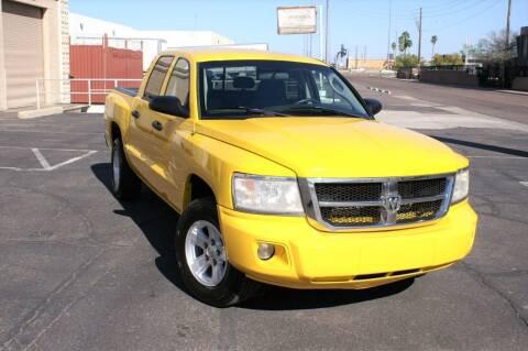 2008 Dodge Dakota for sale at EXPRESS AUTO GROUP in Phoenix AZ