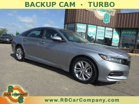 2019 Honda Accord for sale at R & B Car Co in Warsaw IN