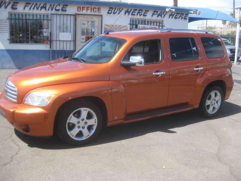 2007 Chevrolet HHR for sale at Town and Country Motors - 1702 East Van Buren Street in Phoenix AZ