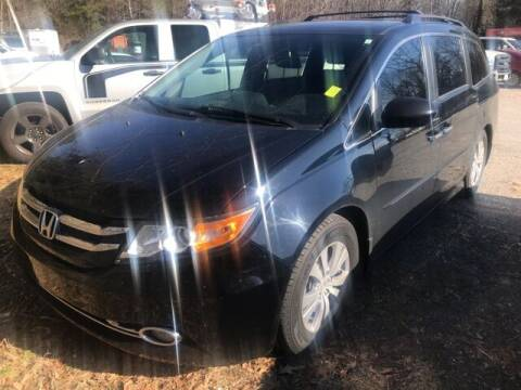 2016 Honda Odyssey for sale at BILLY HOWELL FORD LINCOLN in Cumming GA