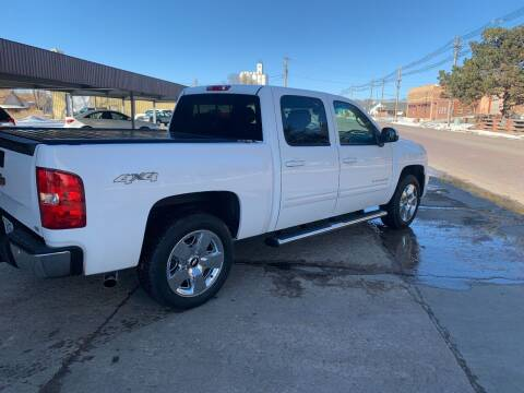 2010 Chevrolet Silverado 1500 for sale at Walter Motor Company in Norton KS