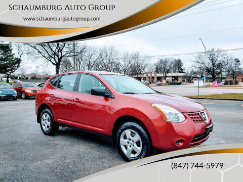 2008 Nissan Rogue for sale at Schaumburg Auto Group in Schaumburg IL
