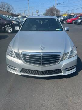 2012 Mercedes-Benz E-Class for sale at Right Choice Automotive in Rochester NY