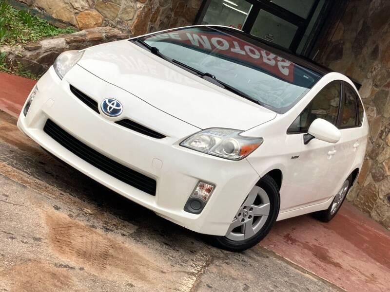 2011 Toyota Prius for sale at Atlanta Prestige Motors in Decatur GA
