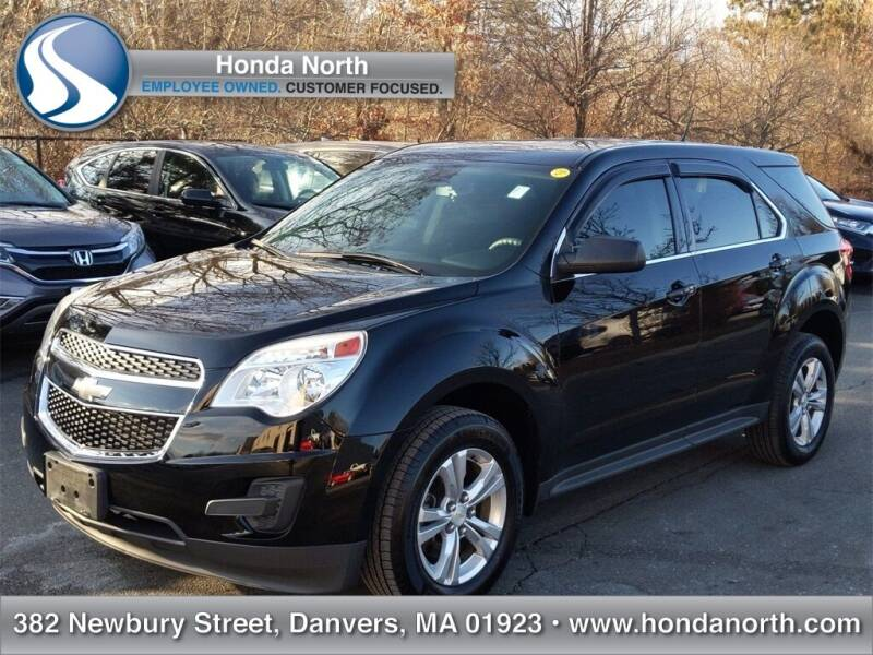 2014 Chevrolet Equinox for sale at 1 North Preowned in Danvers MA