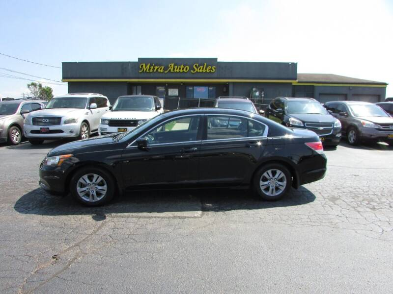 2011 Honda Accord for sale at MIRA AUTO SALES in Cincinnati OH