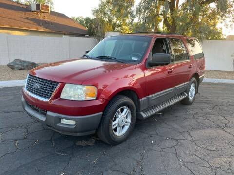 2004 Ford Expedition for sale at EV Auto Sales LLC in Sun City AZ