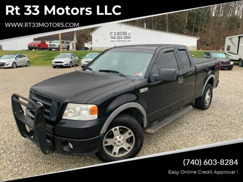 2006 Ford F-150 for sale at Rt 33 Motors LLC in Rockbridge OH