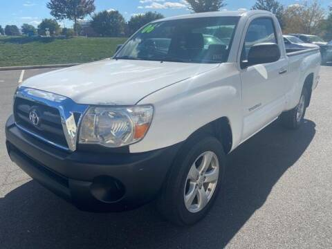 2006 Toyota Tacoma for sale at SOUTH AMERICA MOTORS in Sterling VA
