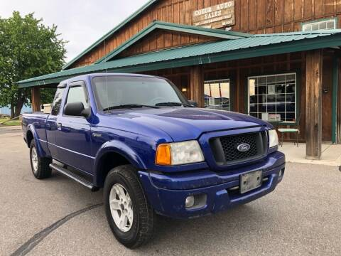 2004 Ford Ranger for sale at Coeur Auto Sales in Hayden ID
