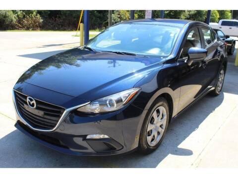 2016 Mazda MAZDA3 for sale at Inline Auto Sales in Fuquay Varina NC