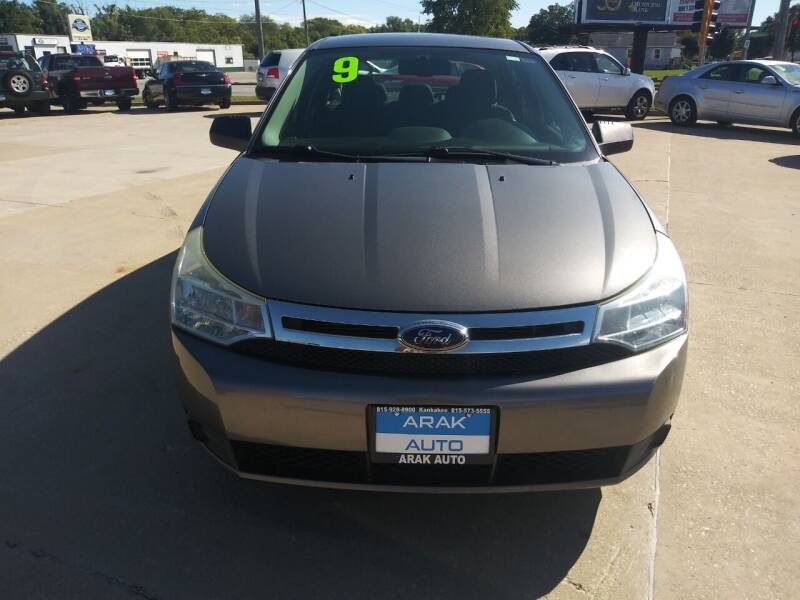 2009 Ford Focus for sale at Arak Auto Brokers - Arak Auto Broker in Kankakee IL